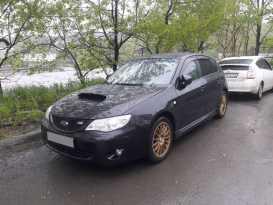 Владивосток Impreza WRX 2007