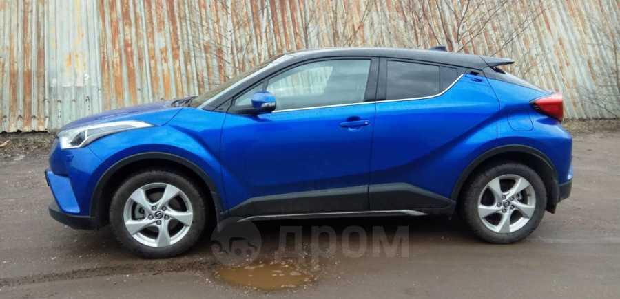 Toyota C-HR, 2018 год, 1 469 000 руб.
