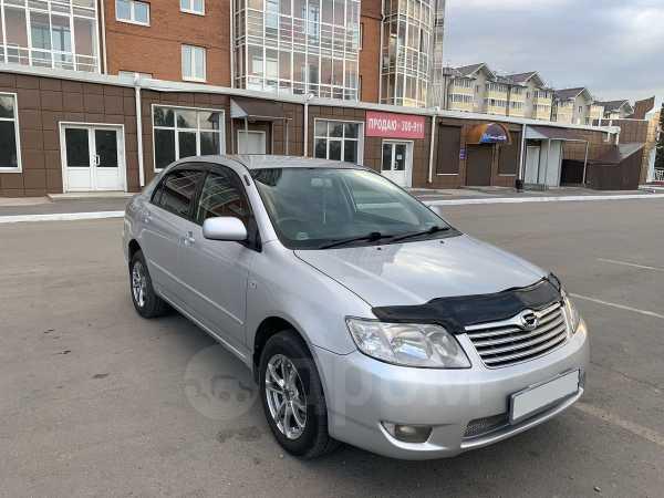 Toyota Corolla, 2006 год, 415 000 руб.