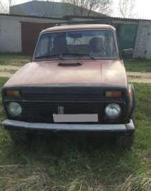 Нерехта 4x4 2121 Нива 1996