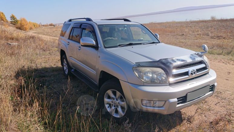Toyota Hilux Surf, 2004 год, 1 140 000 руб.