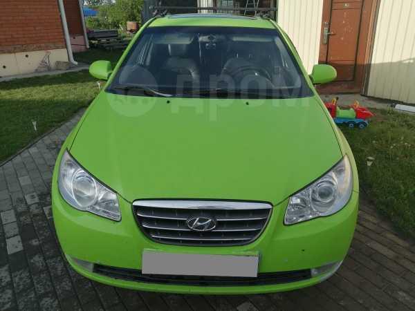 Hyundai Avante, 2007 год, 299 990 руб.