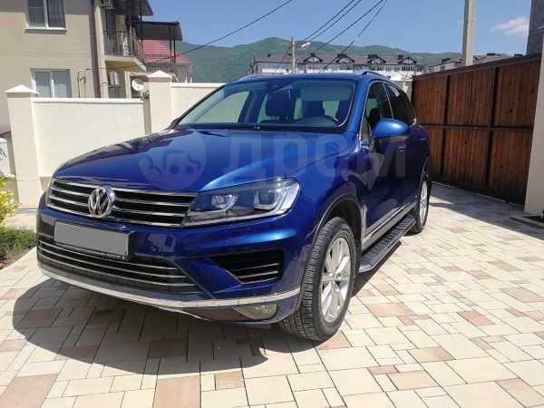 Volkswagen Touareg, 2015 год, 2 100 000 руб.