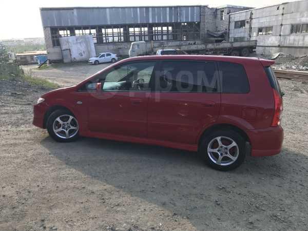 Mazda Premacy, 2003 год, 350 000 руб.