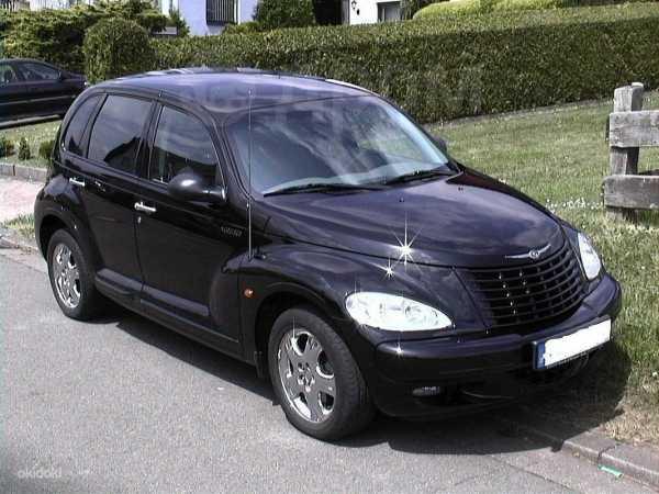 Chrysler PT Cruiser, 2002 год, 300 000 руб.