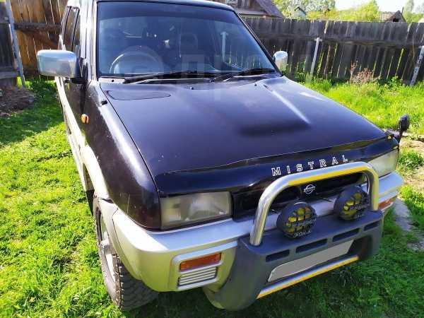 Nissan Mistral, 1995 год, 270 000 руб.