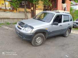 Горно-Алтайск Niva 2009