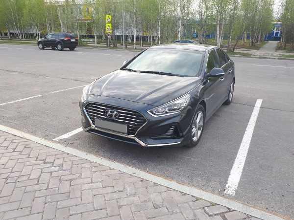 Hyundai Sonata, 2018 год, 1 300 000 руб.