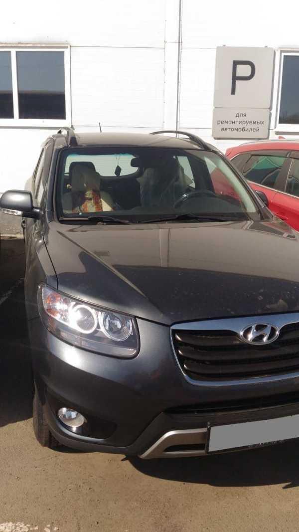 Hyundai Santa Fe, 2012 год, 600 000 руб.