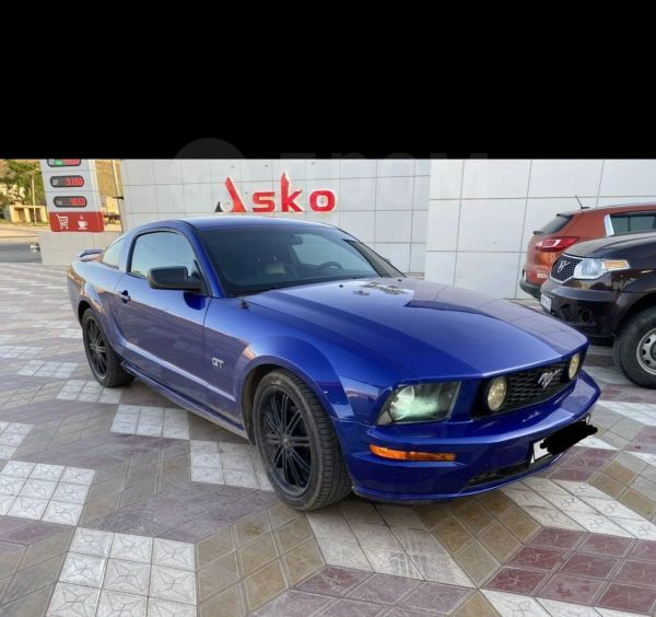 Ford Mustang, 2006 год, 1 290 000 руб.