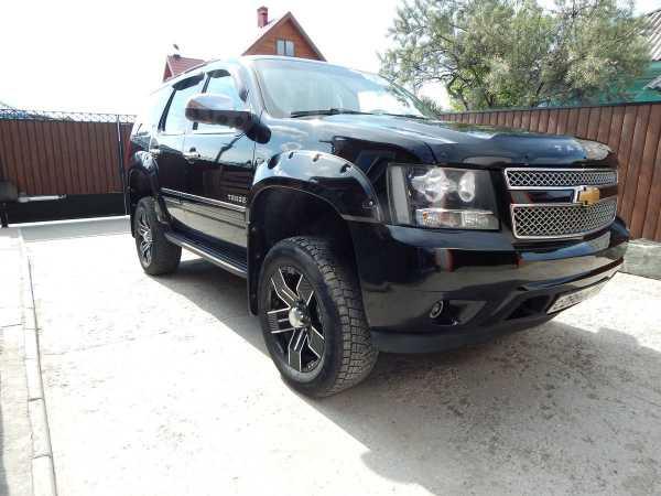 Chevrolet Tahoe, 2013 год, 1 750 000 руб.