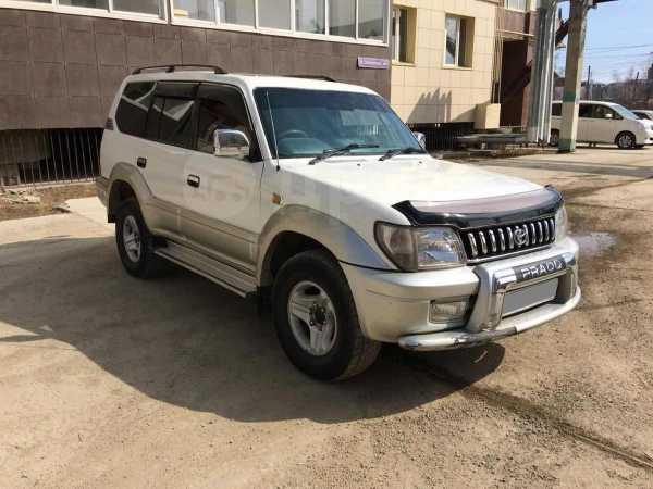 Toyota Land Cruiser Prado, 1998 год, 580 000 руб.