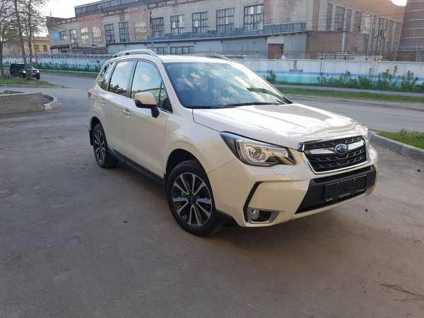 Subaru Forester, 2017 год, 2 000 000 руб.