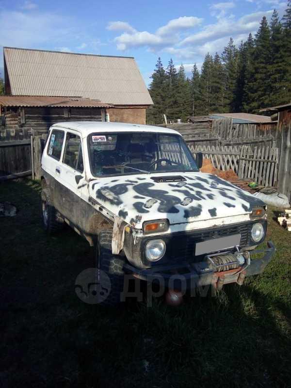 Лада 4x4 2121 Нива, 1987 год, 35 000 руб.