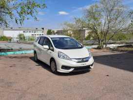 Улан-Удэ Fit Shuttle 2014