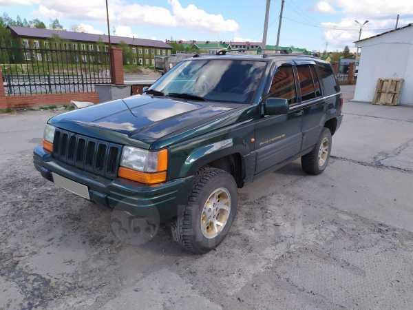 Jeep Grand Cherokee, 1997 год, 370 000 руб.