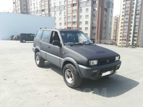 Nissan Mistral, 1997 год, 275 000 руб.