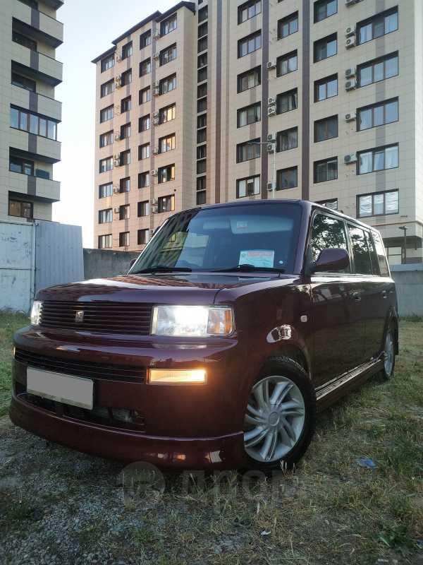 Toyota bB, 2002 год, 299 000 руб.