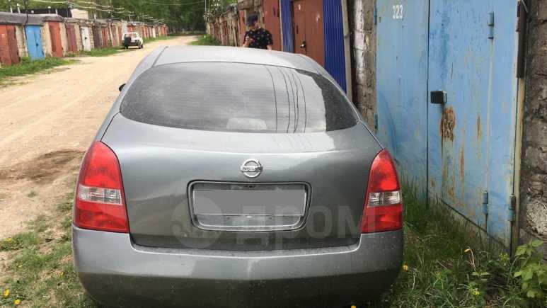 Nissan Primera, 2002 год, 60 000 руб.