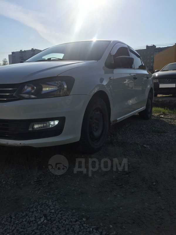 Volkswagen Polo, 2016 год, 510 000 руб.