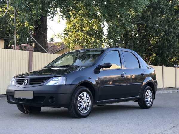 Renault Logan, 2008 год, 208 000 руб.