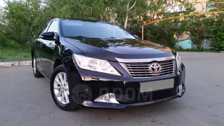 Toyota Camry, 2012 год, 799 000 руб.