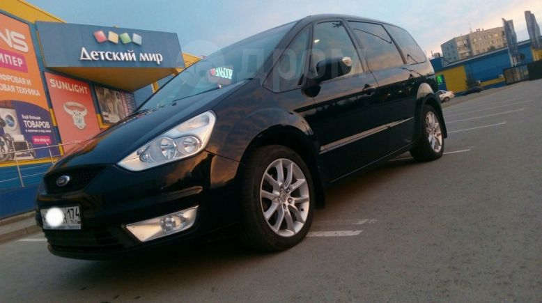 Ford Galaxy, 2010 год, 685 000 руб.