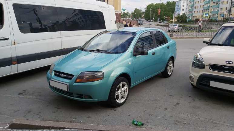 Chevrolet Aveo, 2005 год, 168 000 руб.