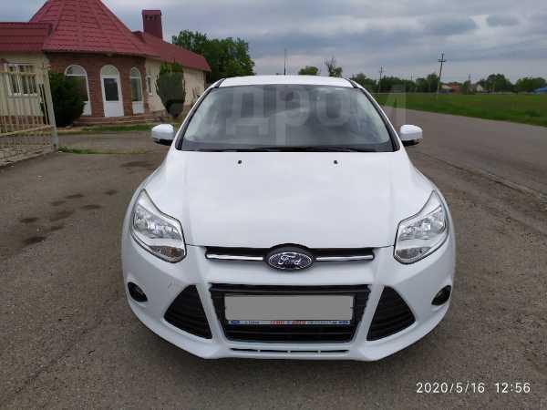 Ford Focus, 2012 год, 485 000 руб.