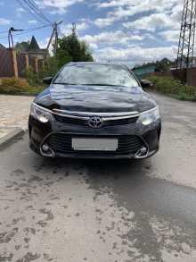Москва Toyota Camry 2016