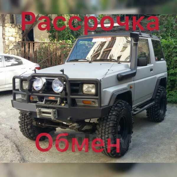 Daihatsu Rocky, 1992 год, 590 000 руб.