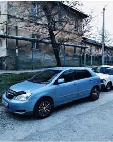 Крымск Corolla Runx 2003