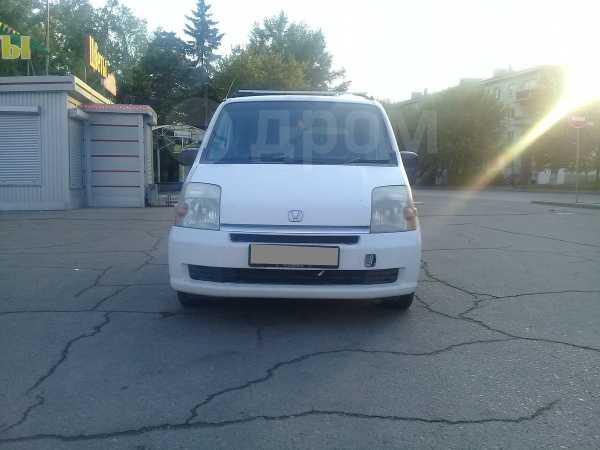 Honda Mobilio, 2001 год, 270 000 руб.