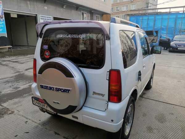 Suzuki Jimny, 2006 год, 310 000 руб.