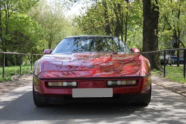 Chevrolet Corvette, 1989 год, 1 750 000 руб.