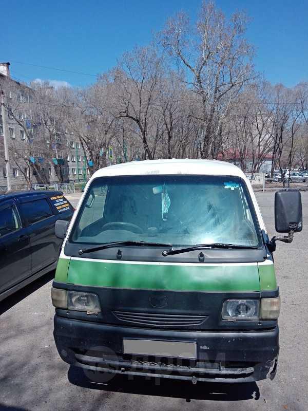 Mazda Bongo Brawny, 2002 год, 180 000 руб.