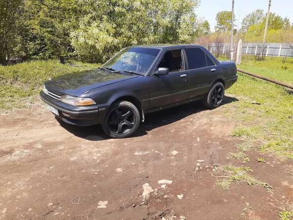Toyota Carina, 1989 год, 105 000 руб.