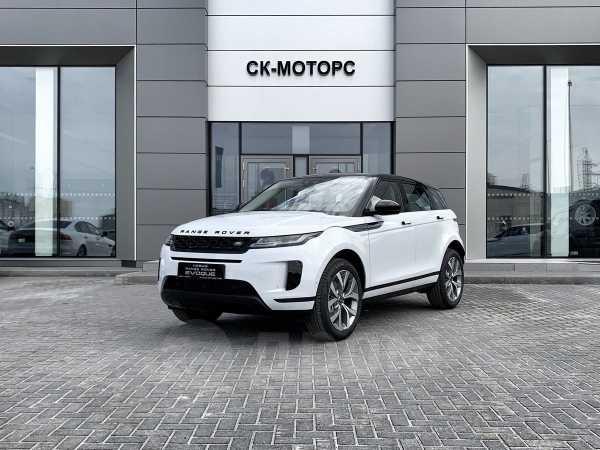 Land Rover Range Rover Evoque, 2020 год, 4 012 000 руб.