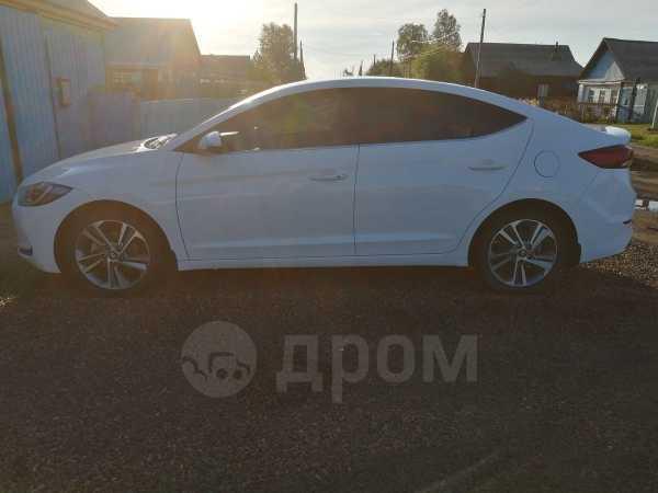Hyundai Elantra, 2016 год, 980 000 руб.