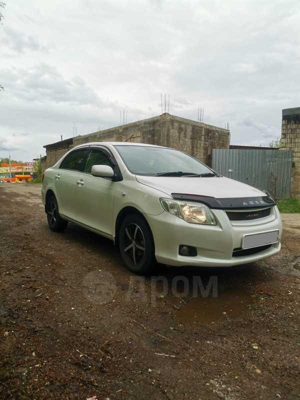 Toyota Corolla Axio, 2009 год, 488 000 руб.