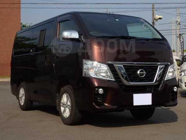 Nissan NV350 Caravan, 2018 год, 999 000 руб.
