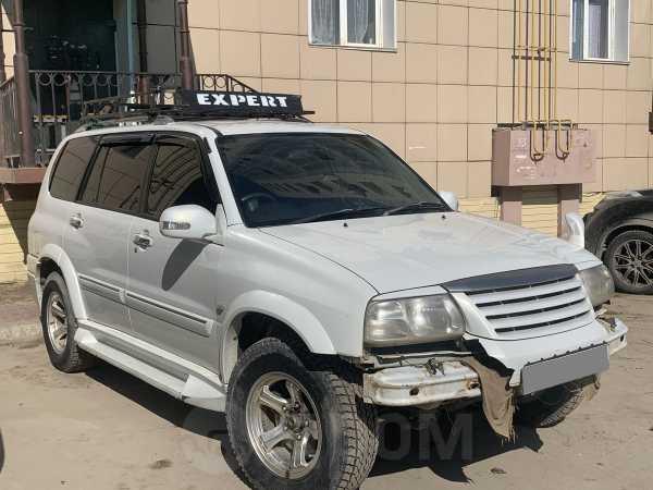 Suzuki Grand Escudo, 2002 год, 420 000 руб.
