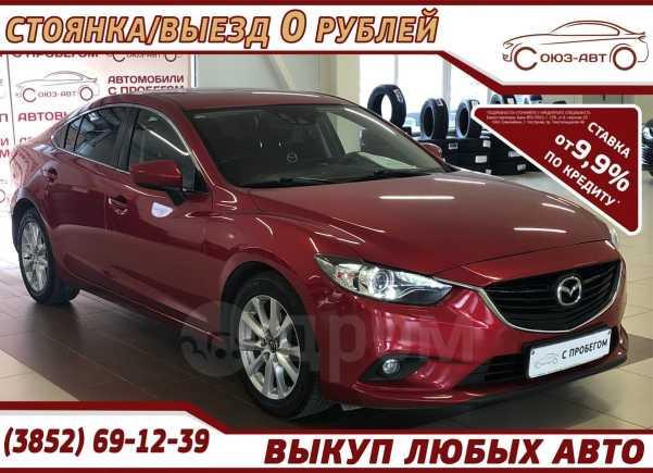 Mazda Mazda6, 2012 год, 917 000 руб.