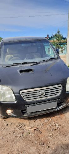 Красноуфимск Wagon R Solio 2001
