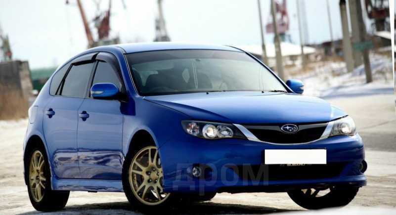 Subaru Impreza, 2009 год, 460 000 руб.