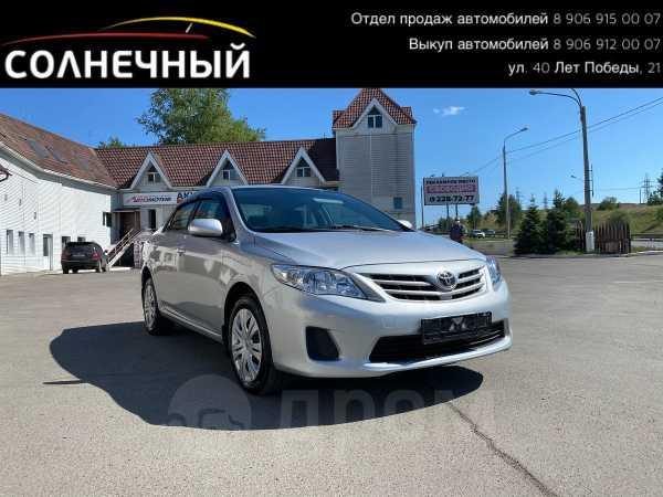 Toyota Corolla, 2011 год, 668 000 руб.