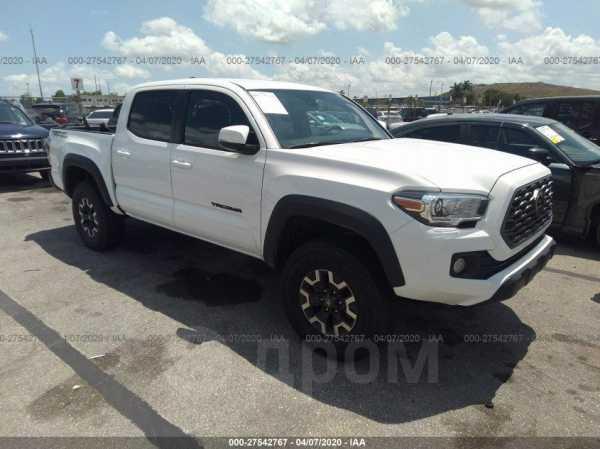 Toyota Tacoma, 2019 год, 3 080 563 руб.