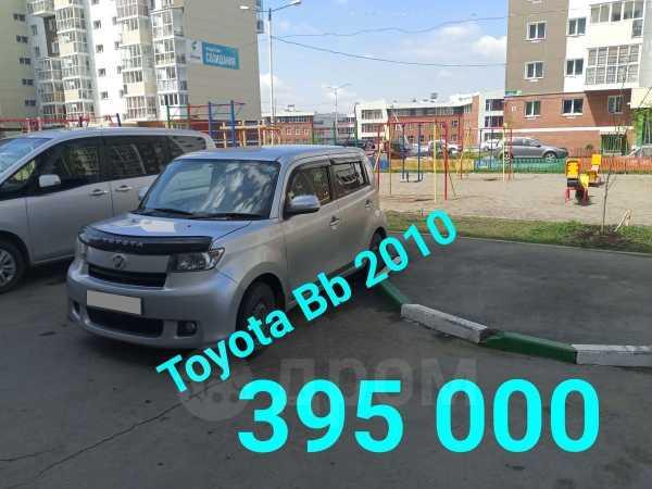 Toyota bB, 2010 год, 395 000 руб.