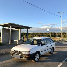 Ковров Corolla 1999