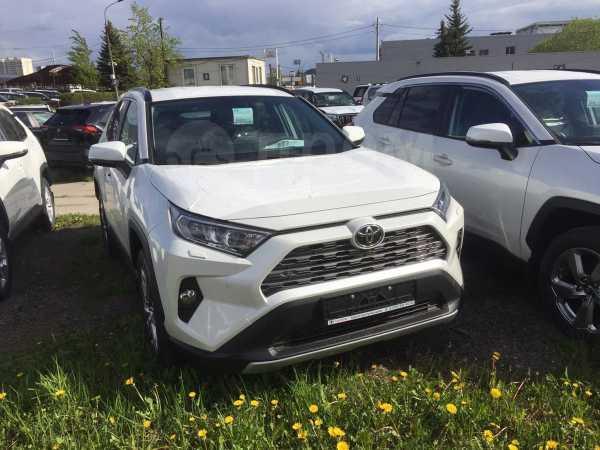 Toyota RAV4, 2020 год, 2 495 000 руб.